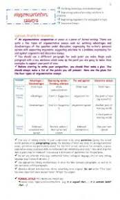english teaching worksheets argumentative essay english worksheets argumentative writing different types of essay