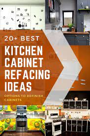 20+ Kitchen Cabinet Refacing Ideas In ...