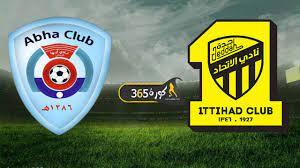 نتيجة مباراة الاتحاد وأبها بث مباشر اليوم في الدوري السعودي - كورة 365