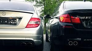 BMW Convertible bmw m5 vs mercedes e63 : BMW M5 F10 vs Mercedes C63 AMG SOUND BATTLE 6,2l V8 vs 4,4 Biturbo ...