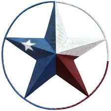 Metal Star Wall Decor As Well Rustic Metal Stars Wall Decor Additionally Texas Star