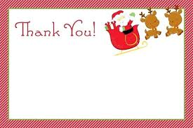 Happy Holiday Card Templates Printable Thank You Cards Happy Holidays Christmas Card