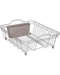 Steel Dish Drying Rack - Threshold, Neutral