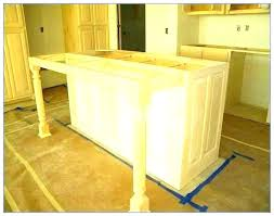 unfinished wood legs kitchen island for s furniture frames whole