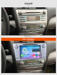 8 inch 1024*600 touchscreen 2007 2008 2009 2010 2011 TOYOTA CAMRY ...