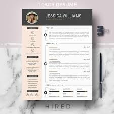 Professional Cv Free Download R03 Jessica Williams Professional Cv Template For Ms Word Pages Curriculum Vitae Cv For Word Pages Cover Letter References Icons