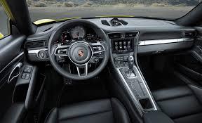 2017 Porsche 911 Carrera 4, Targa 4 Adopt Turbo Engines