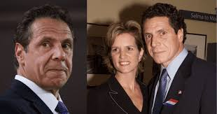 Maybe you would like to learn more about one of these? Andrew Cuomo S Ex Wife Kerry Kennedy Slept In A Locked Bathroom To Protect Herself After He Refused To Leave Her