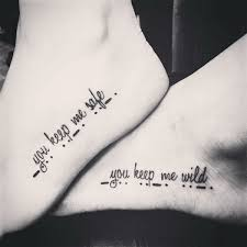 Tattoos Quotes Enchanting 48 Inspirational Ideas Of Sister Tattoos Listing More
