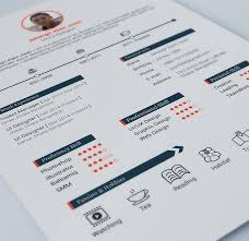 Graphic Resume Templates Graphic Design Resume: Best Practices and 51 Examples