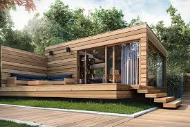 garden pod office. All Season Modern Garden House / Cabin Glamping Pod Office N1