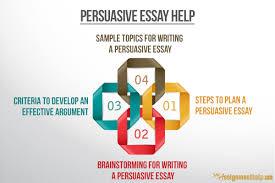 essay help persuasive essay help