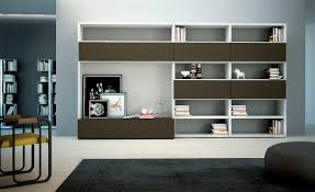 ... Exciting Living Room Shelving Units Living Room Storage Units White  Wooden Cabinet With