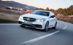 2014 Mercedes-Benz E63 AMG First Drive - Motor Trend
