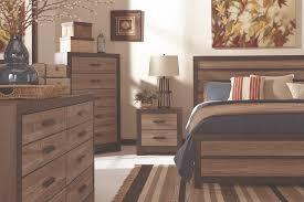 bachelor bedroom furniture. Modern Chic Vintage Gray And Dark Brown King Bed Set With Dresser, Night Table Bachelor Bedroom Furniture E