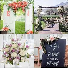 Awesome Garden Wedding Ideas Elegant Garden Wedding Ceremony Ideas  Modwedding - After you have actually looked via different wedding theme  concepts and als