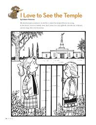 Small Picture LDS Coloring Pages 2017 2009