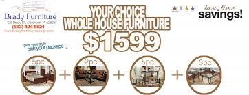 Lovely Ideas Brady Home Furniture Brady Furniture Store Davenport