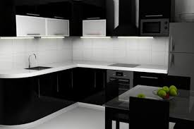 Modern Black Kitchen Cabinets Shining Cabinetsjpg Full Version For Models Ideas