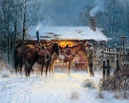 gerald harvey jones american western art