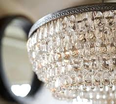 crystal drop chandelier crystal drop round chandelier pottery barn clarissa crystal drop round chandelier reviews