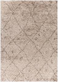 moroccan lattice vanilla contemporary rug  well woven