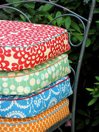 attractive outdoor chair cushions 18 captivating patio pads with best 20 ideas on