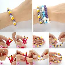 rubber band bracelets diy