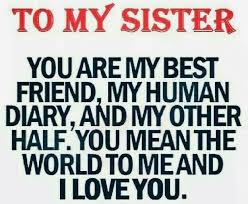 I Love You Sister Quotes Mesmerizing I Love You Sister Quotes Download Free Best Quotes Everydays