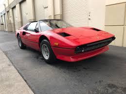 1985 ferrari 308 gts quattrovalvole. Great 1985 Ferrari 308 Gtsi 308 Gts Quattrovalve 2020 Is In Stock And For Sale 24carscout