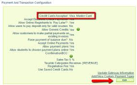 Credit Card Payment Plan Accepting Different Credit Card Types Asap