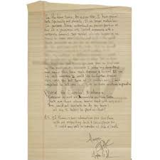 Tupac S Break Up Letter To Madonna To Auction For 100 000
