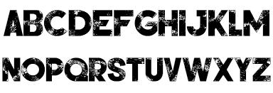 forte font silver forte grunge grunge font