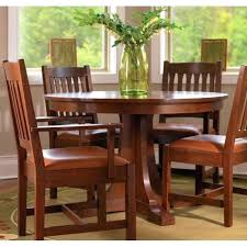 mission round dining table craftsman style dining table plans mission round dining table