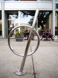 The City of Edmonton Sustainable Transportation installs post-ring style bike  racks on public sidewalks by request, without charge to the adjacent  property ...