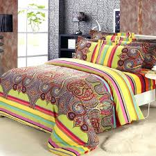 king size bedding bohemian style comforters full