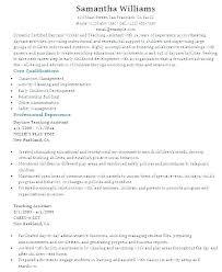 childcare resume objectives cover letter for daycare assistant teacher k resume lead teacher