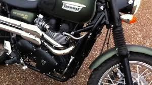 classic british triumph 900 scrambler motorcycle for sale via ebay