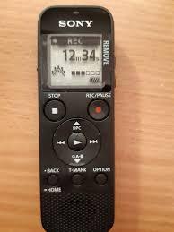 Обзор от покупателя на Цифровой <b>диктофон Sony ICD-PX370</b> ...