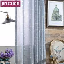 Sheer Curtains Bedroom Popular Sheer Curtains Blue Buy Cheap Sheer Curtains Blue Lots