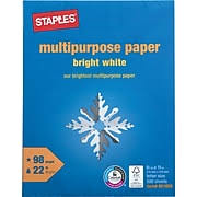 Printer Paper & Multipurpose Copy Paper | Staples®