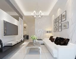 Latest Gypsum Ceiling Designs For Modern Living Room Interior With
