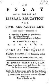 essays in liberal education the benefits of liberal arts essays