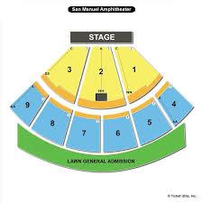 Glen Helen Amphitheater Seating Chart Glen Helen Amphitheater San Bernardino Ca Seating Chart View