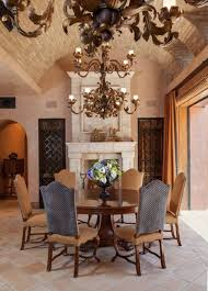 63 most stunning tuscan style chandelier bronze iron and wooden with light round table chair