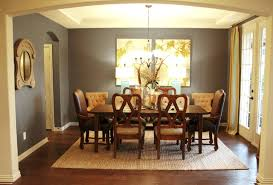 Dining Room And Living Room Painting