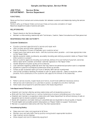 Resume Writer Resume For Study