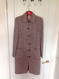 lambs wool ted baker coat for 20 size 4 las size 14