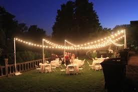stunning outdoor wedding lighting ideas at exterior lighting ideas