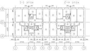 Курсовая работа Проектирование двухэтажного жилого дома  Курсовая работа Проектирование двухэтажного жилого дома